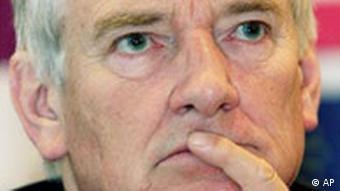 Bundesminister des Innern Otto Schily