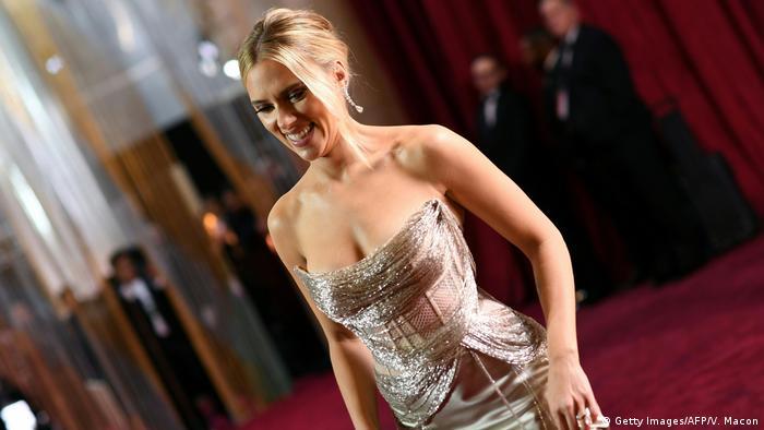 Oscars - Scarlett Johansson