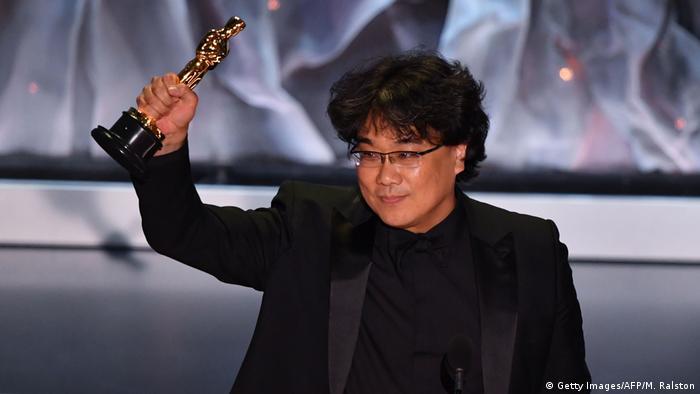 Los Angeles: Oscarverleihung - Gewinner Bong Joon-ho (Getty Images/AFP/M. Ralston)
