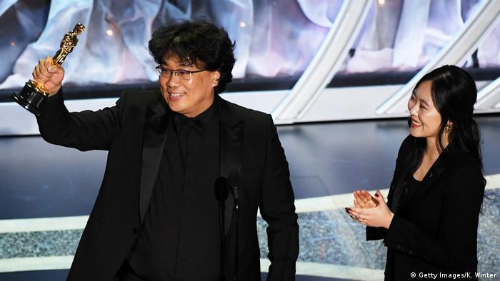 Los Angeles: Oscarverleihung - Gewinner Bong Joon-ho