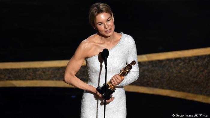 Рене Зеллвегер взяла Оскар за кращу акторку першого плану