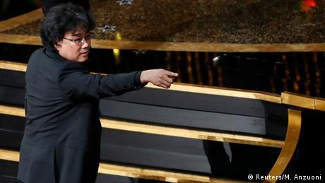 Los Angeles, Oscarverleihung: Parasite ist bester Film (Reuters/M. Anzuoni)