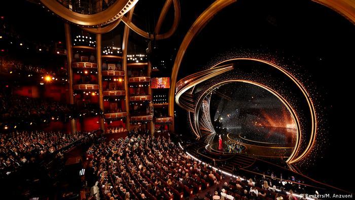 The Oscar ceremony in LA(Reuters/M. Anzuoni)