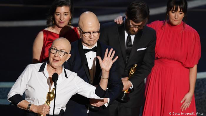 Los Angeles: Oscar für Netflix Dokumentation American Factory (Getty Images/K. Winter)