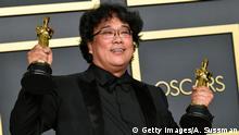 Los Angeles: Oscarpreisträger Bong Joon Ho