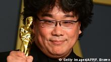 Los Angeles: Oscarpreisträger Bong Joon Ho (Getty Images/AFP/F. Brown)