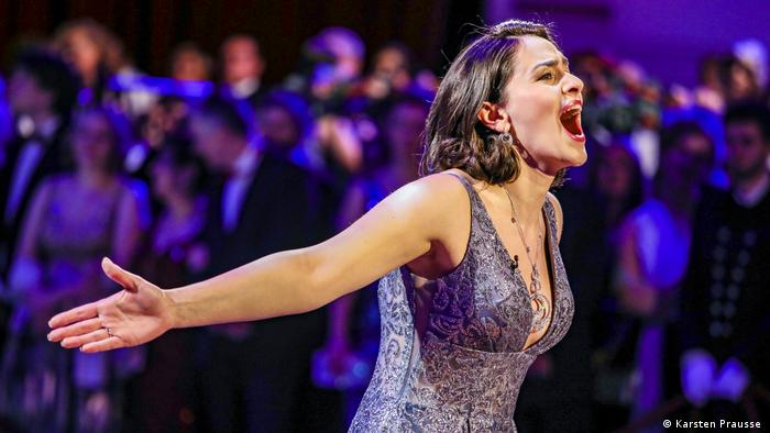15. SemperOpernball 2020 in Dresden Ruzan Mantashyan (Karsten Prausse )