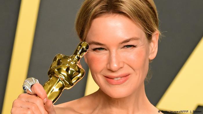 Oscarverleihung 2020, Renee Zellweger (Getty Images/AFP/F. J. Brown)