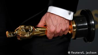 Foto de estatuilla de los premios Oscar