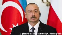 Aserbaidschan Ilham Alijew, Staatspräsident