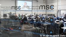 Münchner Sicherheitskonferenz Symbolbild Presse