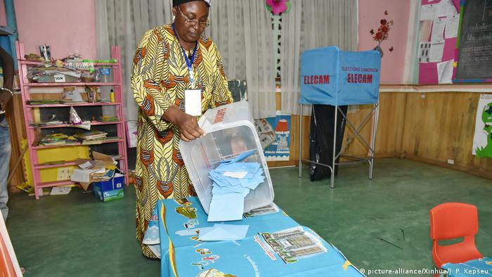 Près de vingt-cinq mille grands électeurs camerounais ont voté le dimanche 07 décembre