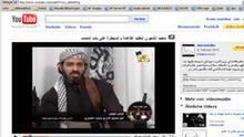 Screenshot Youtube Said Ali Shahri zweiter Mann von al-Qaida im Jemen