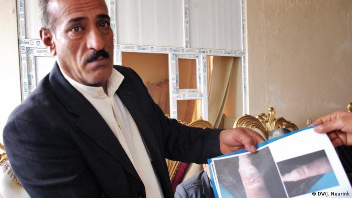 يطالب عراقيون بتعوضيات من الحكومة الهولندية