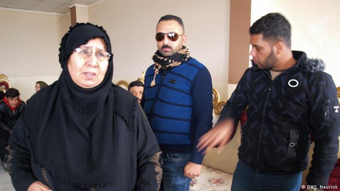 Iraker fordern Entschädigung von den Niederlanden (DW/J. Neurink)