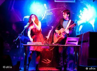 Pop band Ofrin