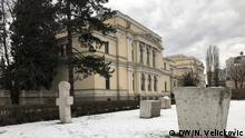 Sarajevo, Bosnien und Herzegowina Landesmuseum Sarajevo