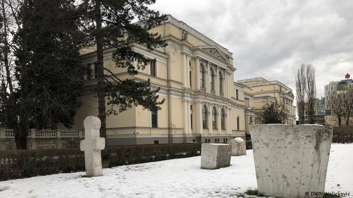 Sarajevo, Bosnien und Herzegowina Landesmuseum Sarajevo (DW/N. Velickovic)