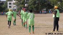 DW Sendung - The 77 Percent - Meet Zanzibar's female strikers