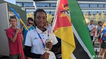 Deyse Nhaquile Seglerin Mosambik (FMVC)
