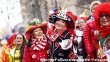 Rosenmontagszug 2019 in Köln Karneval