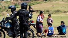 Guatemala Symbolbild Polizei
