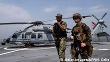 Philippinen US Soldaten
