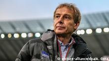 المدرب السابق للمنتخب الألماني يورغن كلينسمان