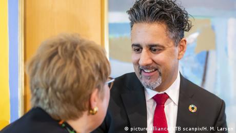 Ένας μουσουλμάνος υπουργός στη Νορβηγία