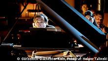 Beethovenprogramm Francois Xavier Roth Allein Freyheit mit dem Gürzenich Orchester Köln. Copyright lautet: (c) Gürzenich-Orchester Köln, Fotograf: Holger Talinski.