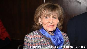 Η Σαρλότε Κνόμπλοχ, πρόεδρος της εβραϊκής κοινότητας στο Μόναχο