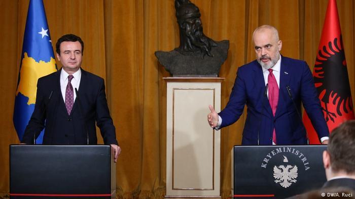 Albanien | Kosovo | Kurti | Rama