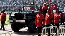 Kenia | Nyayo Stadium Nairobi | Requeim-Messe des ehemaligen Präsidenten Daniel Toroitich Arap Moi