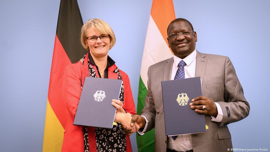 Deutschland will Wasserstoff aus #Westafrika importieren
