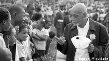 Marcelino dos Santos, historischer Führer von Mosambik