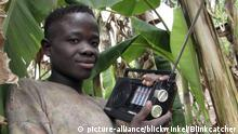Symbolbild Bedeutung Radio in Afrika