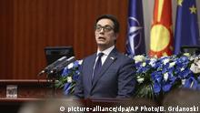Nord-Mazedonien | Präsident Stevo Pendarovski