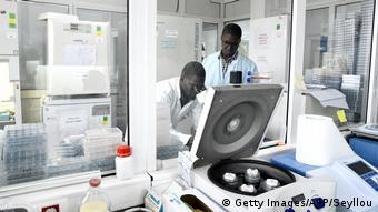 Ученые Института Пастера в Дакаре изучают коронавирус из Китая