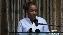 Helena Mateus Kida, Justizminister von Mosambik