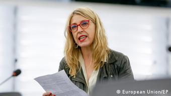 María Eugenia Rodríguez Palop, vicepresidenta de la comisión de Igualdad de Género en la Eurocámara