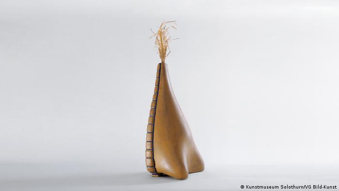 Ausstellung Fantastische Frauen in der Schirn Kunsthalle Frankfurt (Kunstmuseum Solothurn/VG Bild-Kunst)