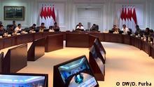 Indonesien Jakarta Joko Widodo Treffen Wirtschaft