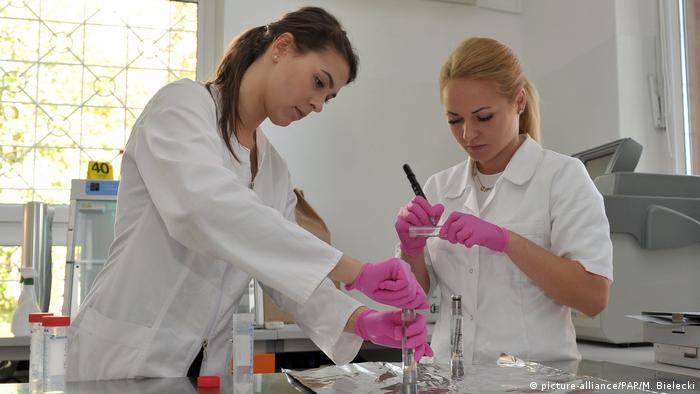 Polen Pommersche Medizinische Universität Stettin