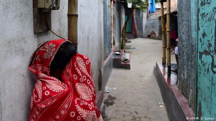 Prostitution ist in Bangladesch mit muslimischer Mehrheit legal