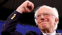 USA Vorwahl der Demokraten Bernie Sanders gewinnt in New Hampshire
