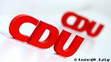 CDU Krise Richtungsstreit Symbobild