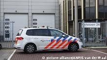 Niederlande Explosion in der Postfiliale Amsterdam