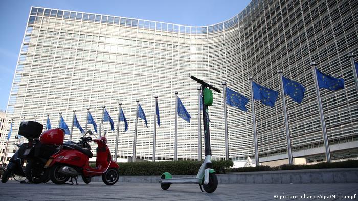 Штаб-квартира Єврокомісії в Брюсселі