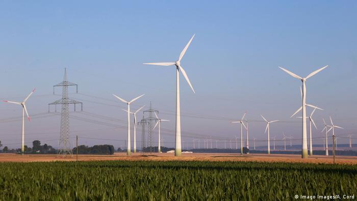 Windpark zwischen Asseln und Lichtenau