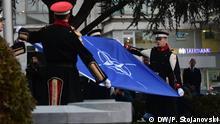 Nord-Mazedonien Skopje NATO Beitritt